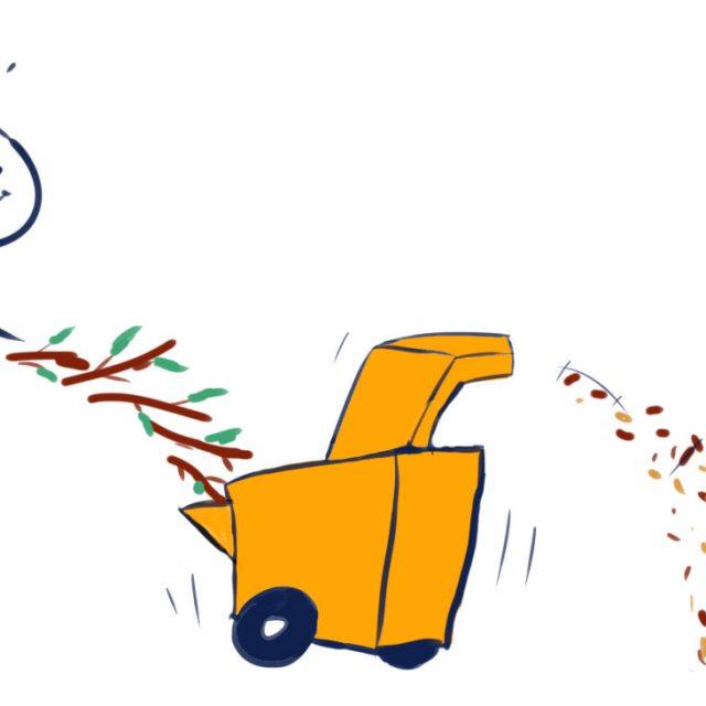 Prêts et locations de tondeuses mulching et broyeurs de végétaux