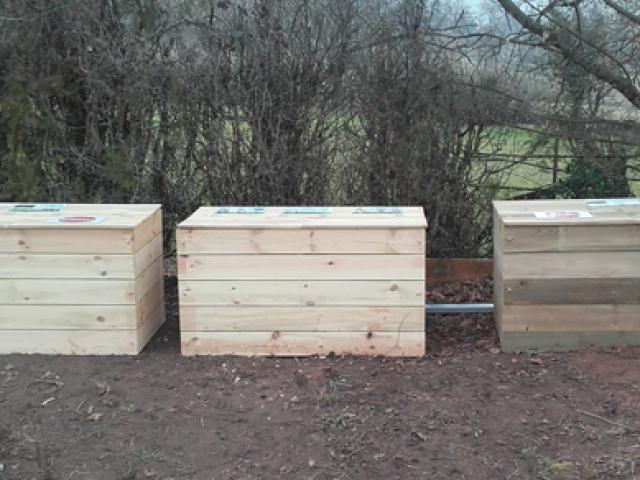 BRANDON : Nouveau site de compostage collectif