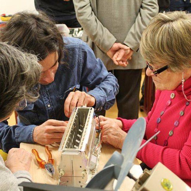 Atelier de la réparation : samedi 4 novembre – Cluny
