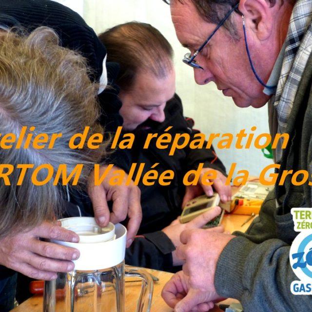 Atelier de la réparation : samedi 11 mai à Salornay/Guye