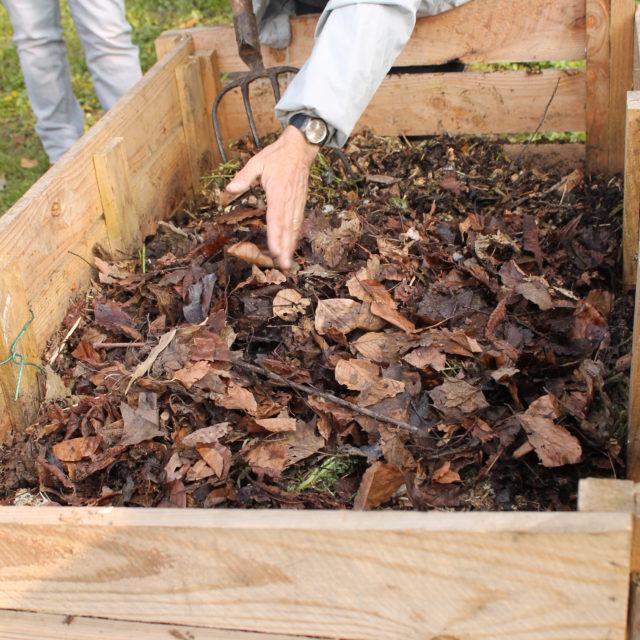 INVITATION atelier compostage – jardinage au naturel