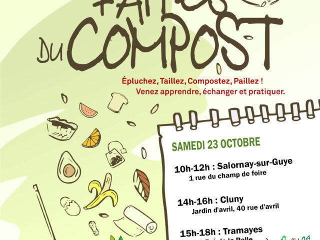 Faites du compost 2021